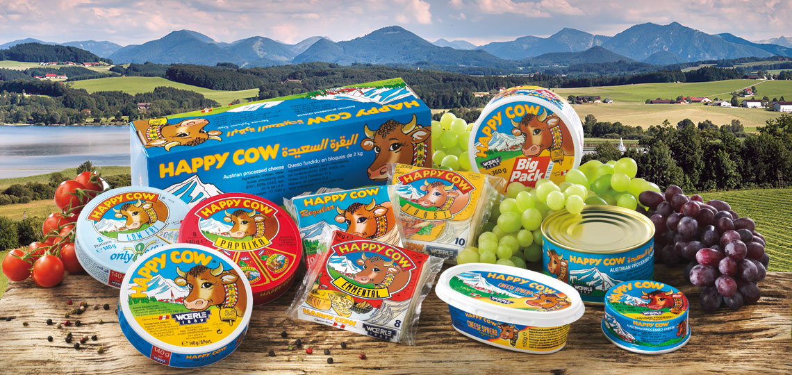 Products Happy Cow